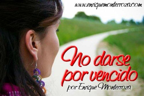 Enrique - No darse por vencido