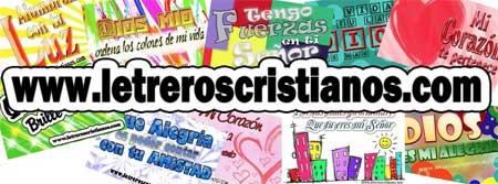 Ministerio Letreros Cristianoscom Mensajes De Animocom